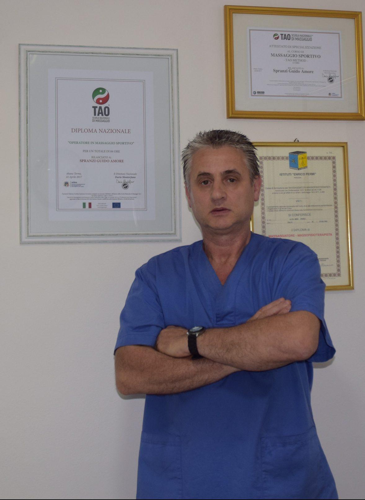 Guido Amore Spranzi